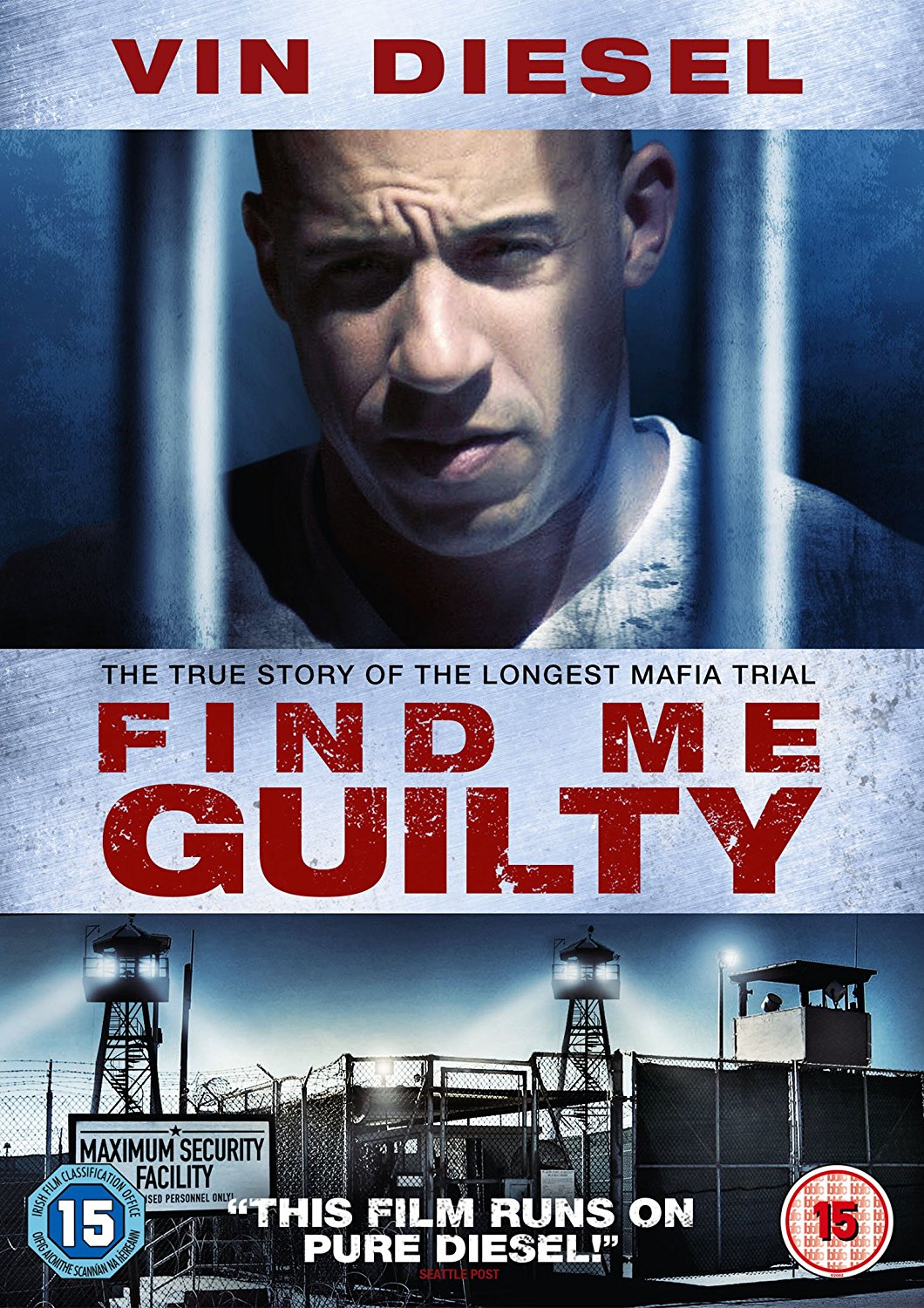 find me guilty sinopsis: