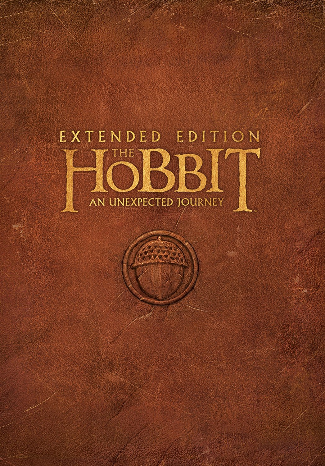 The Hobbit  An Unexpected Journey Extended Edition  DVD The Hobbit An Unexpected Journey Dvd