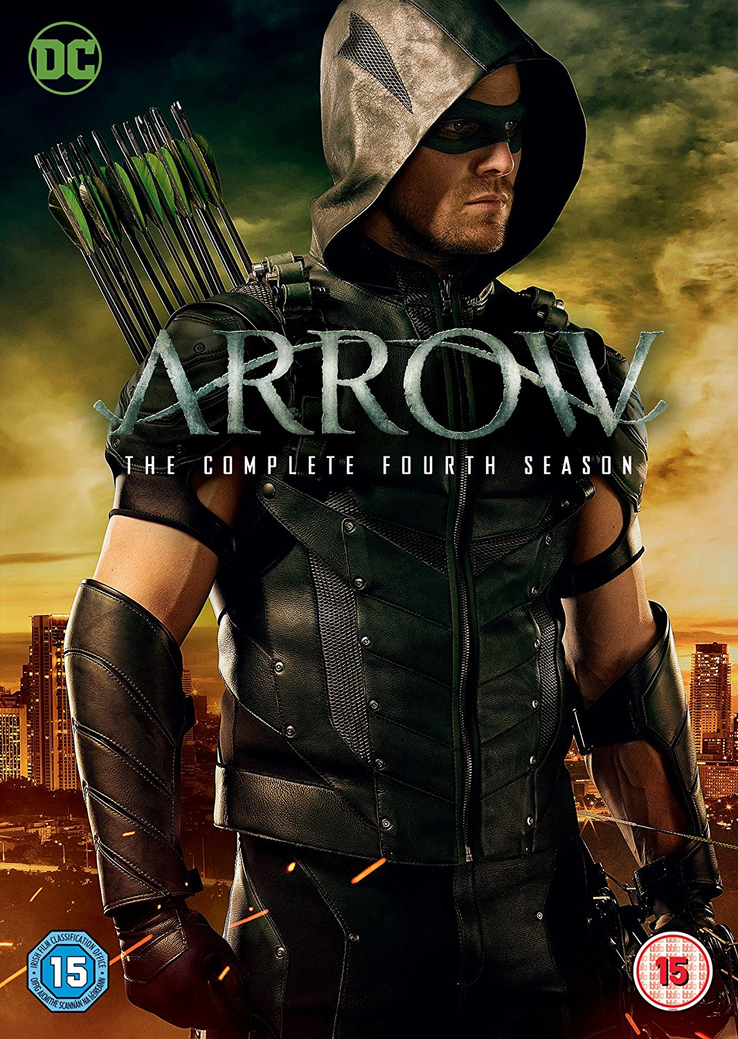 Arrow - Season 4 (DVD)