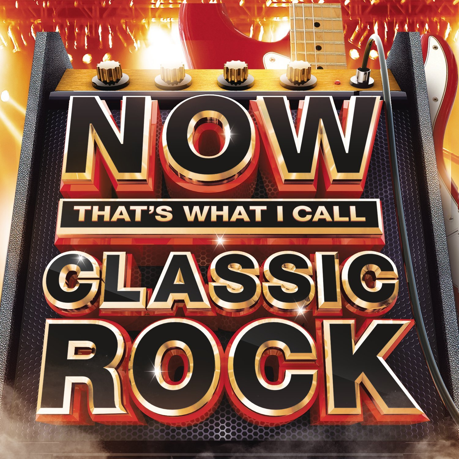 Various artists now that 39 s what i call classic rock 3 x for Classic uk house tracks